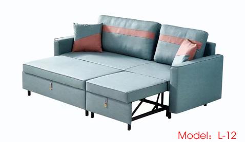 Ảnh đại diện sofa giường cao cấp L12