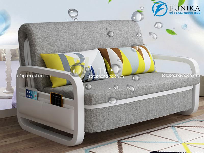 sofa giường nằm F666 ở trạng thái ghế